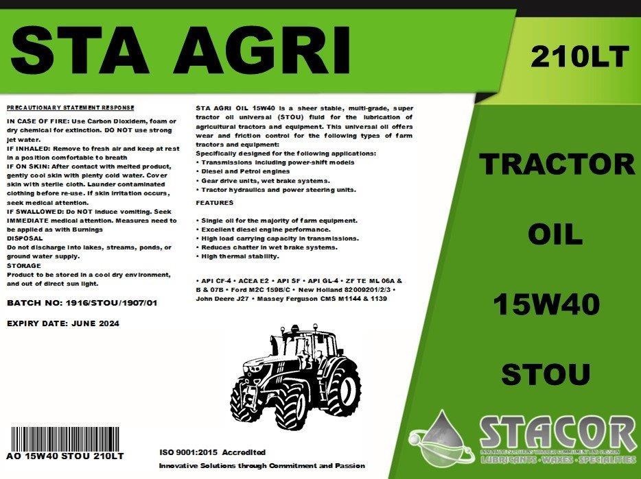 agri oils