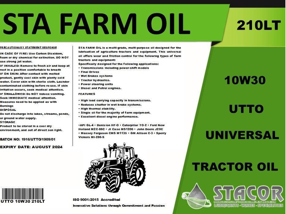 farm oil